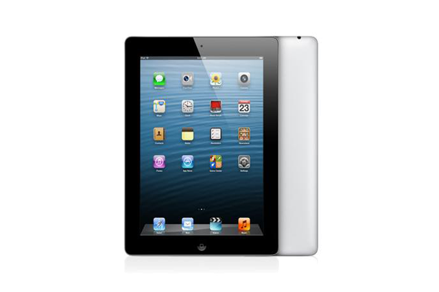 iPad 4 16GB inleveren