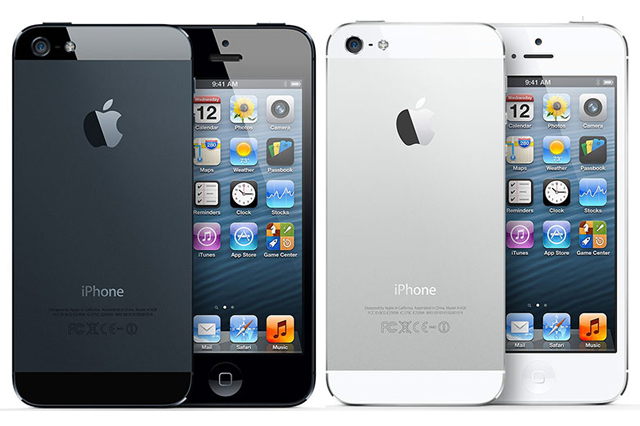 iPhone 5 32GB inleveren