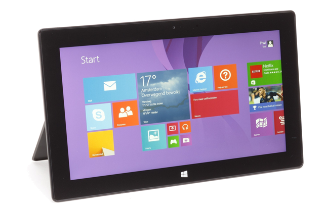 Surface 64GB Pro 2 inleveren