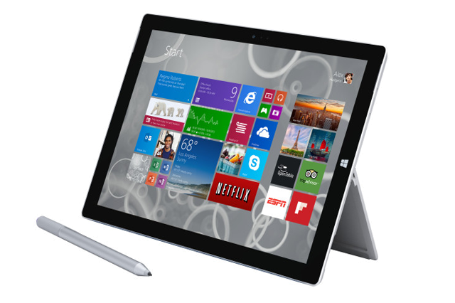 Surface 128GB Pro inleveren