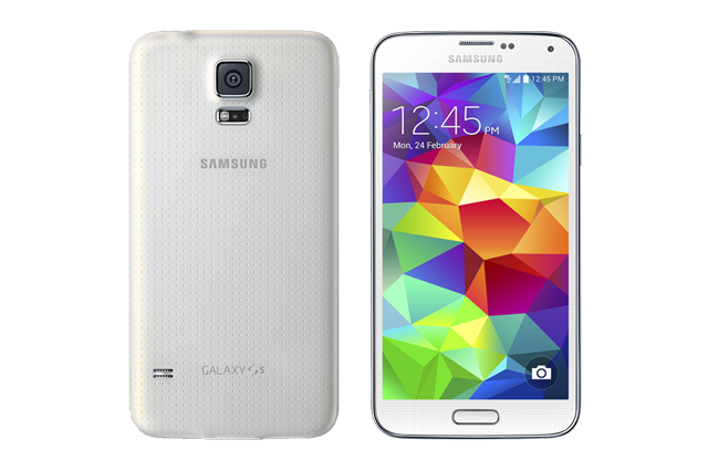 Galaxy S5 32GB inleveren